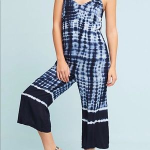 Cloth and Stone Tie Dyed Jumpsuit